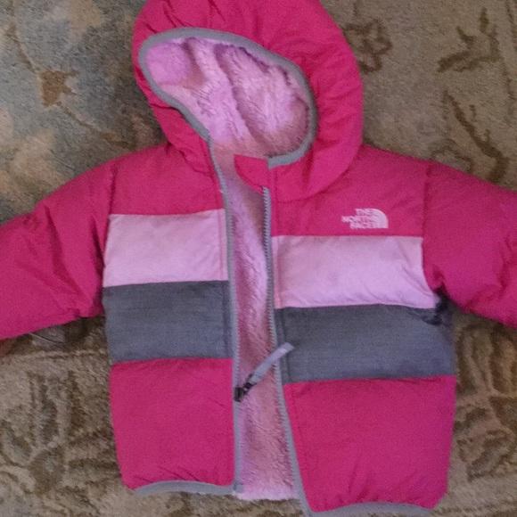 a5cf3929e The North Face Jackets & Coats | Baby Girl Northface Winter Coat ...